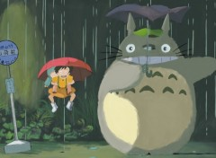 Wallpapers Cartoons Mon Voisin Totoro