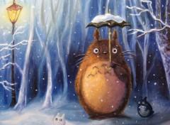 Wallpapers Cartoons Mon Voisin Totoro