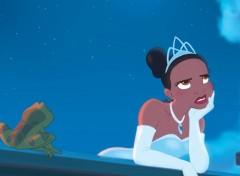 Fonds d'écran Dessins Animés La Princesse et la Grenouille