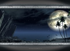 Wallpapers Digital Art Grise-Lune