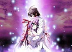 Fonds d'écran Manga Tendresse