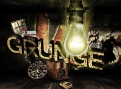 Fonds d'écran Art - Numérique Grunge