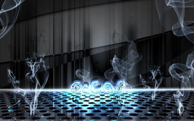 Fonds d'écran Art - Numérique Abstrait SteelSmokeBlue
