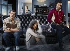Fonds d'écran Séries TV Trio