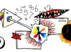 Wallpapers Art - Pencil Prisme