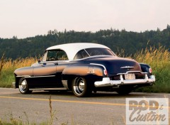 Wallpapers Cars chevrolet bel air (1951)