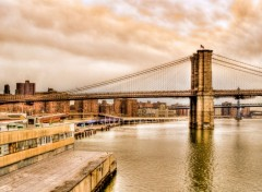 Wallpapers Trips : North America Brooklyn Bridge