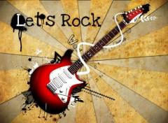 Fonds d'écran Art - Numérique Rock