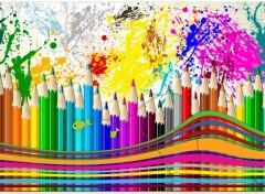 Fonds d'écran Art - Numérique Créeons des couleurs