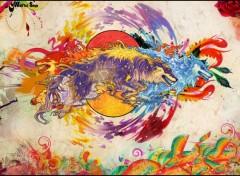 Fonds d'écran Art - Numérique Elements