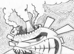 Fonds d'écran Art - Crayon Dessin