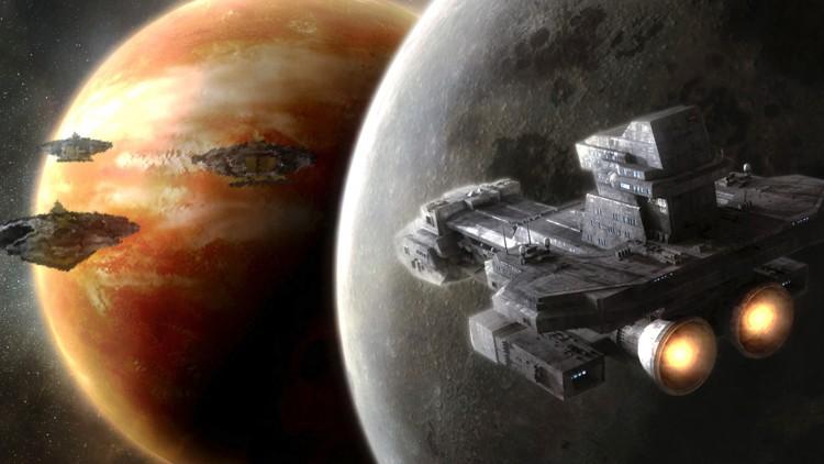 Fonds d'écran Séries TV Stargate Ambush