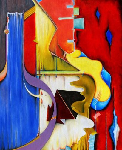 Fonds d'écran Art - Peinture Abstrait Wallpaper N°274793