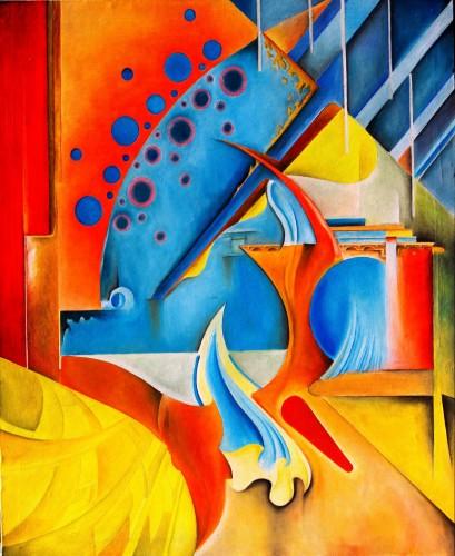 Fonds d'écran Art - Peinture Abstrait Wallpaper N°274790