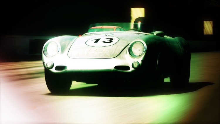 Wallpapers Cars Porsche Porsche 550 Spyder