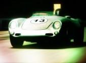 Fonds d'écran Voitures Porsche 550 Spyder
