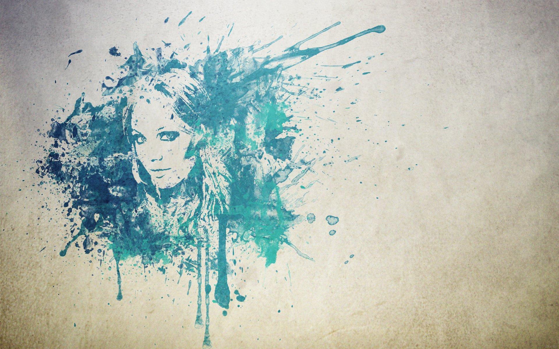 Wallpapers Digital Art Compositions 2D Splash !