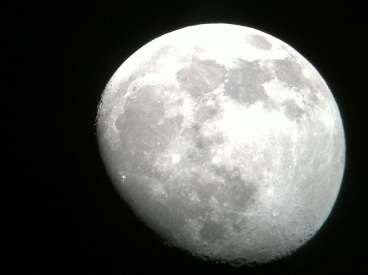 Fonds d'écran Espace Lune pleine lune