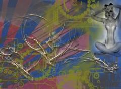 Wallpapers Digital Art Bulles