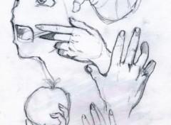 Wallpapers Art - Pencil Croquis