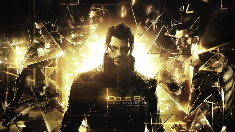 Fonds d'écran Jeux Vidéo Deus Ex: Human Revolution Human Revolution