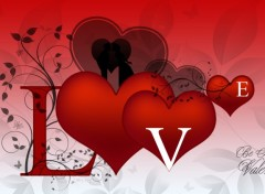 Wallpapers Digital Art Be my Valentine