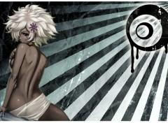 Fonds d'écran Art - Numérique manga jouerge