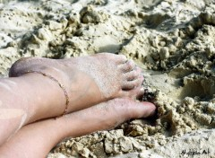 Wallpapers People - Events Pieds dans le sable