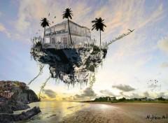 Fonds d'écran Art - Numérique wall DreamG