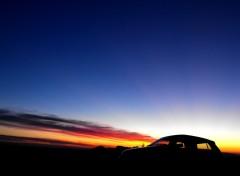 Fonds d'écran Voyages : Europe ombre voiture