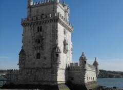 Fonds d'écran Voyages : Europe Tour de Belem a Lisbonne