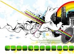 Fonds d'écran Art - Numérique Energie