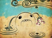 Wallpapers Digital Art Kind Monster !