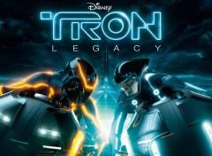 Fonds d'écran Cinéma Tron Legacy