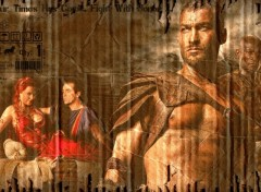 Wallpapers TV Soaps Spartacus Blood And Sand Saison 1