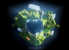 Fonds d'écran Jeux Vidéo Minecraft
