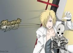 Fonds d'écran Manga Faust - Shaman King