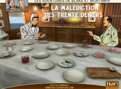 Wallpapers Video Games Blake et Mortimer Wall 002