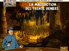 Wallpapers Video Games Blake et Mortimer Wall 006