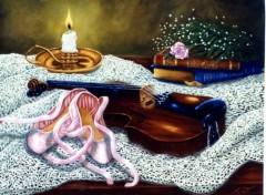 Fonds d'écran Art - Peinture Romance
