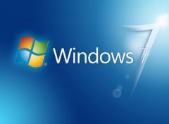Fonds d'écran Informatique windows seven