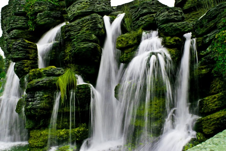 Wallpapers Nature Waterfalls Wallpaper N°276426