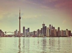 Wallpapers Constructions and architecture Skyline Toronto