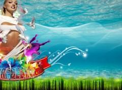 Fonds d'écran Art - Numérique Fantasy Dreams