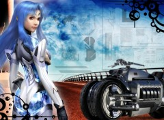 Wallpapers Fantasy and Science Fiction Robot 1