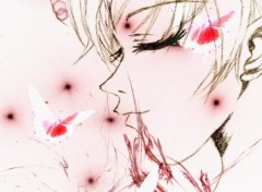 Fonds d'écran Art - Crayon Suzuka