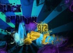 Fonds d'écran Art - Numérique BlackShadow972_Bluepurple
