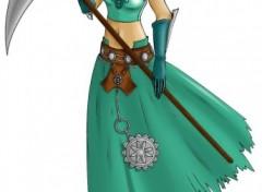 Fonds d'écran Art - Numérique Derviche de Guild Wars Nightfall