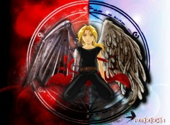 Fonds d'écran Manga full metal alchemist hell and heaven