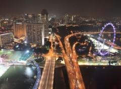 Fonds d'écran Voyages : Asie Singapour Flyer